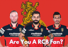 Participate in RCB quiz, If you are true RCB Fan