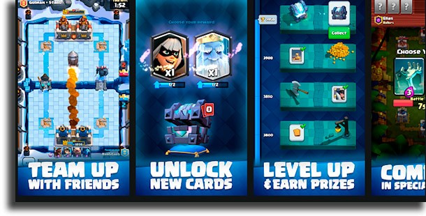 Clash Royale android game