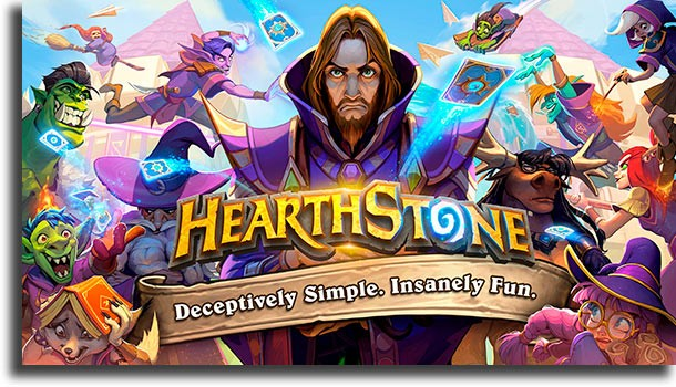Hearthstone android game