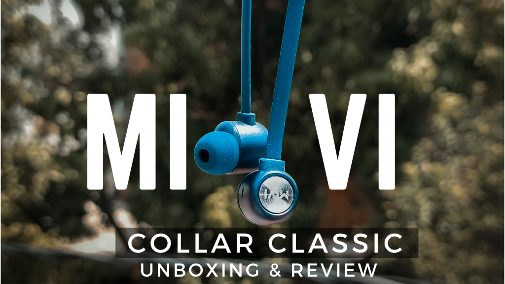 Mivi Collar Classic Earphone with 24 hr playback time, launched in India
