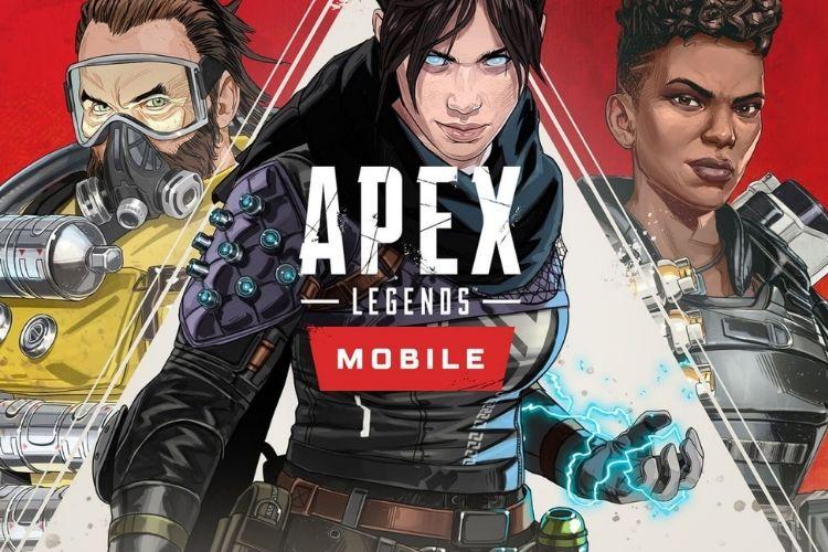 Apex Legends Mobile Launches