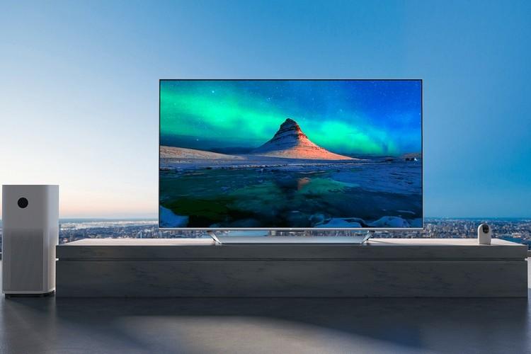 Mi Q1 QLED 75 inch TV