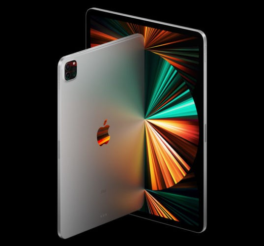 Apple iPad Pro 2021 Launched with M1 Chip, mini-LED Display