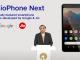 Jio and google announces Jio Phone Next