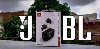 JBL Wave 100 TWS earbuds