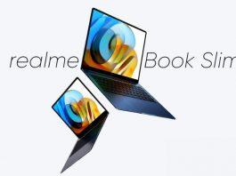 realme book slim specification